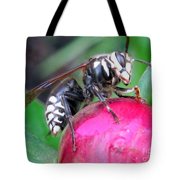 Tote Bag featuring the photograph May by Irina Hays