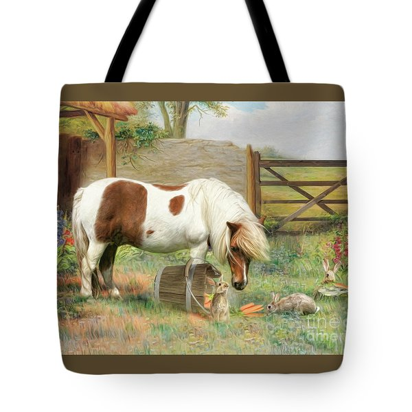 May I Share ? Tote Bag