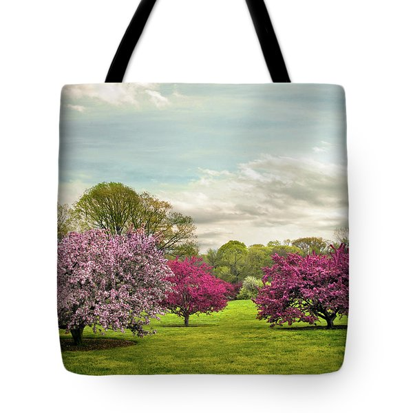 Tote Bag featuring the photograph May Meadow by Jessica Jenney