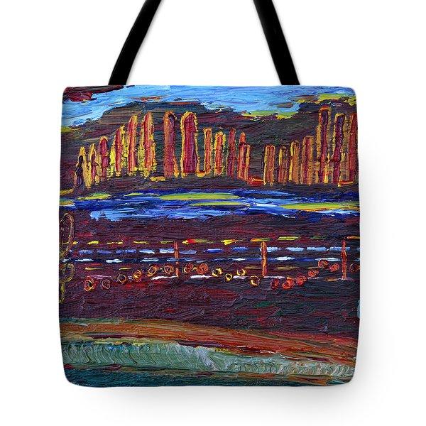 May You Have A Good Year Tote Bag