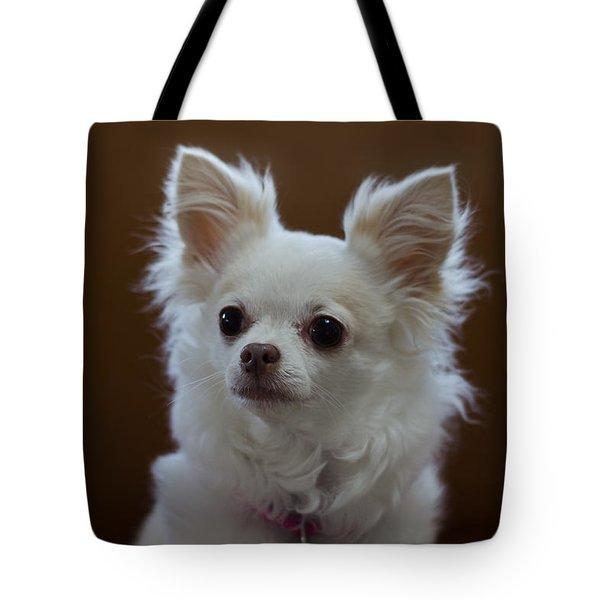 Tote Bag featuring the photograph Maya 3 by Irina ArchAngelSkaya