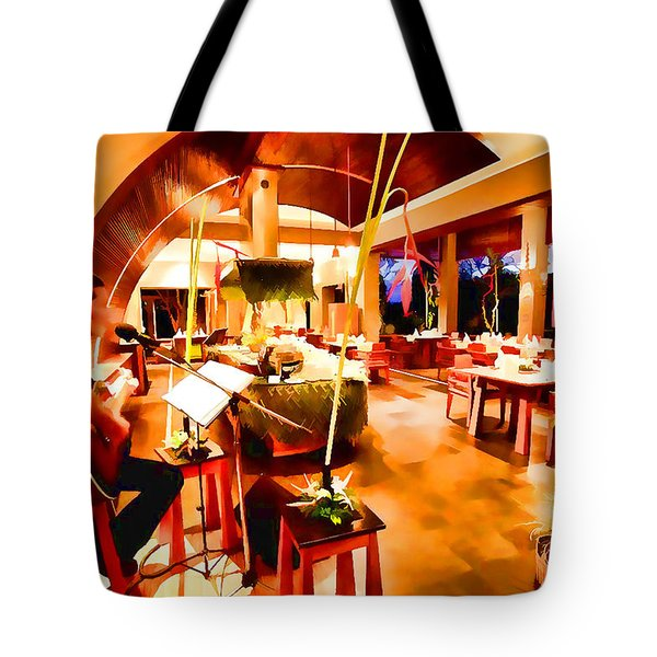 Maya Sari Asiatique Tote Bag by Lanjee Chee