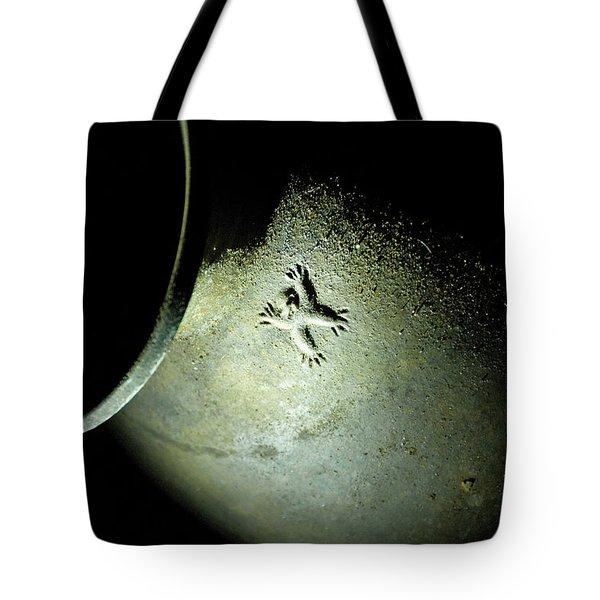 Mayan Monkey Pot 400ad Tote Bag