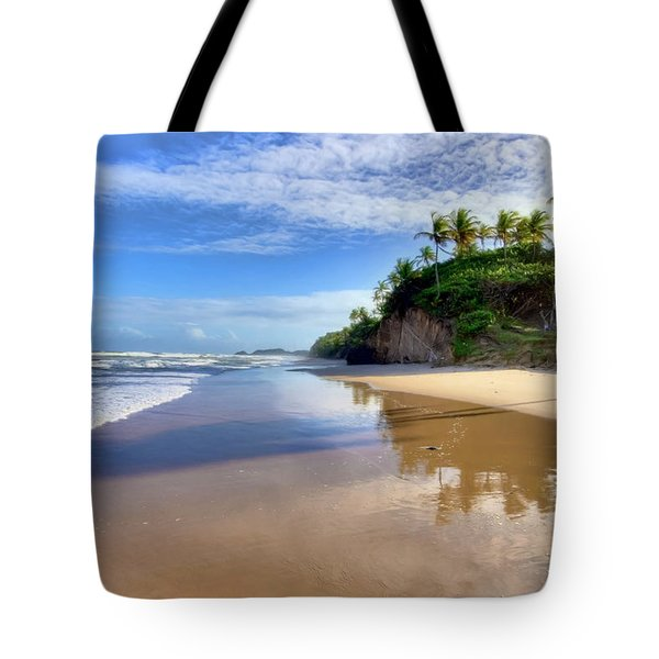 Mayaro Beach Trinidad Tote Bag