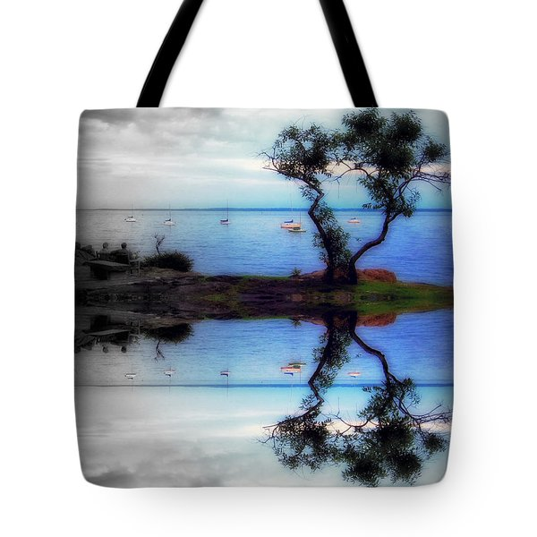 Maybe You'll Be There II Tote Bag