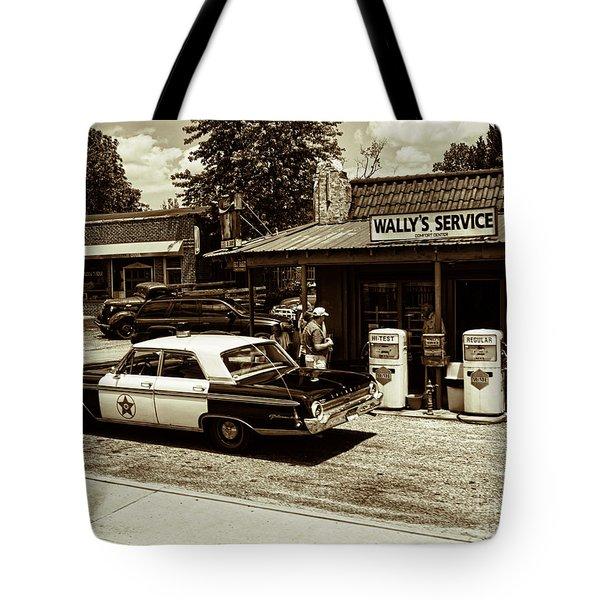 Automobile History Tote Bag