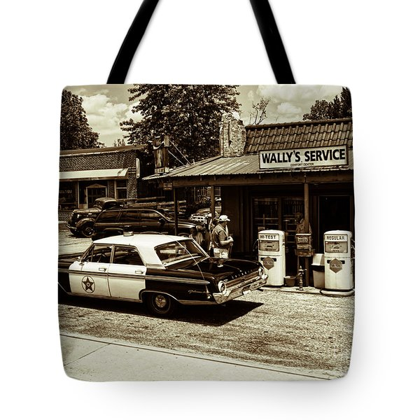 Automobile History Tote Bag