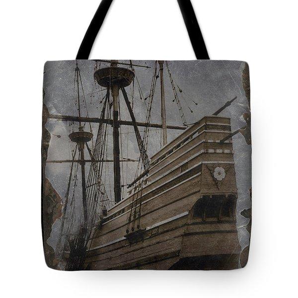 Mayflower 1 Tote Bag