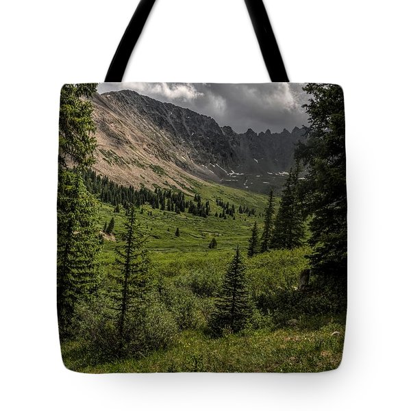 Mayflower Gulch Tote Bag