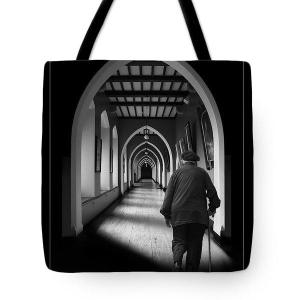 Maynooth Hall, Ireland Tote Bag