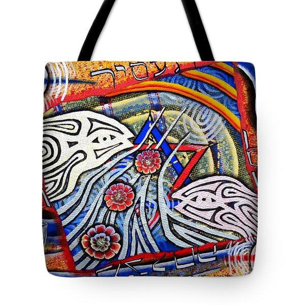 Mazalcha Your Stars Tote Bag