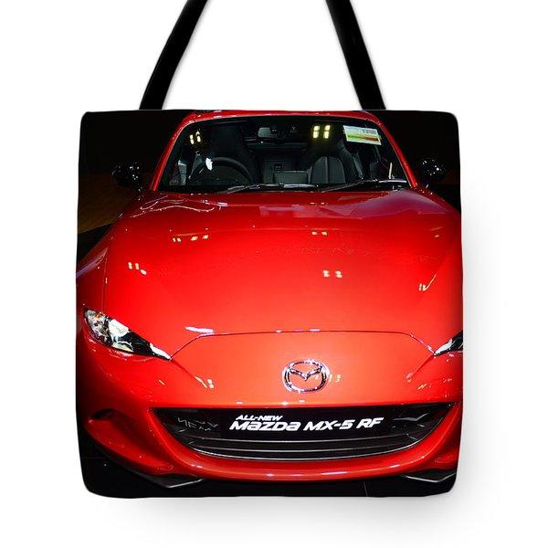 Mazda Mx5 Tote Bag
