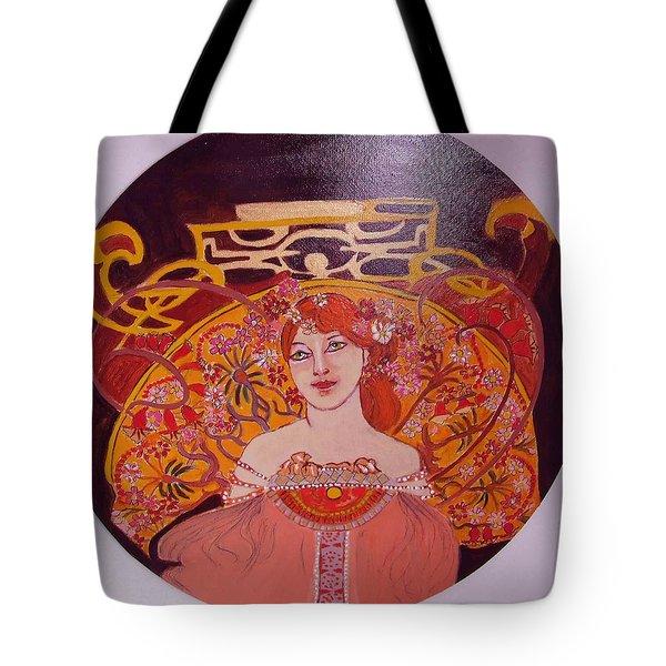 Mazurka Tote Bag
