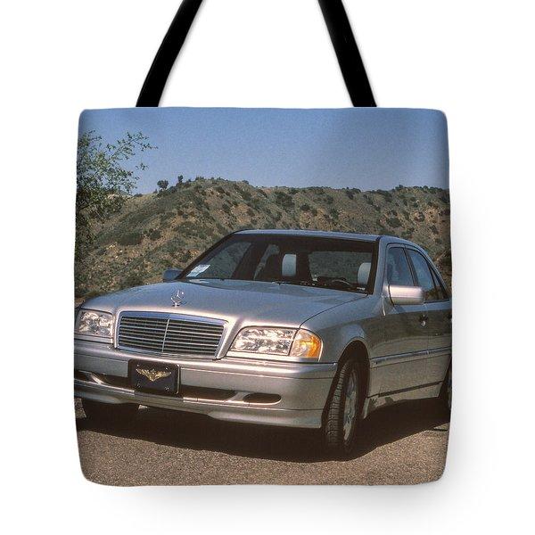 Mbz C280 Birthday Tote Bag