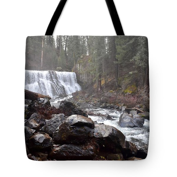 Mccloud Middle Fall Tote Bag