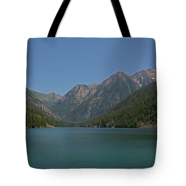 Mcdonald Lake- Ronan Montana Tote Bag