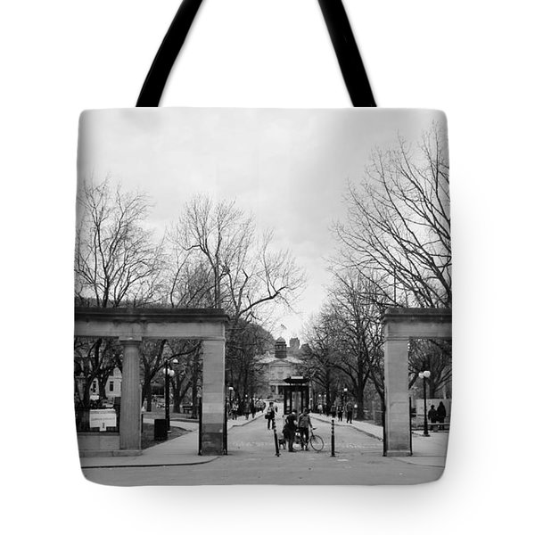 Mcgill Gates Tote Bag