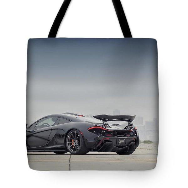 #mclaren Mso #p1 Tote Bag