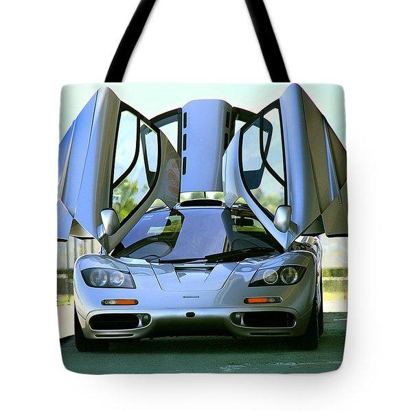Mclaren Tote Bag