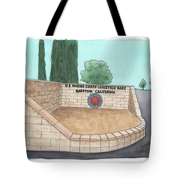 Mclb Barstow Welcome Tote Bag