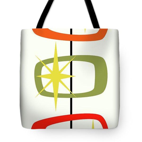 Mcm Shapes 1 Tote Bag