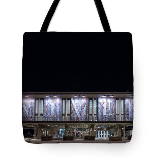 Mcmxliviii Tote Bag by Randy Scherkenbach