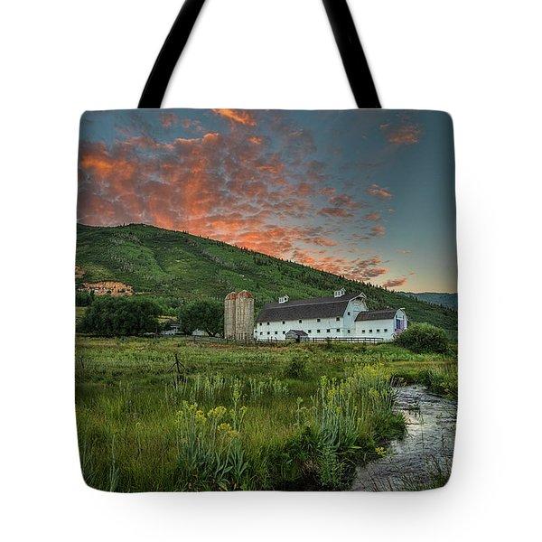 Mcpolin Sunrise Tote Bag