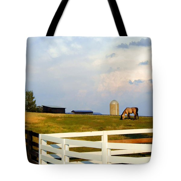 Mcray's Sky Tote Bag