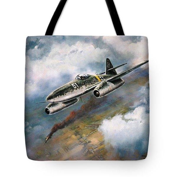 'me - 262' Tote Bag