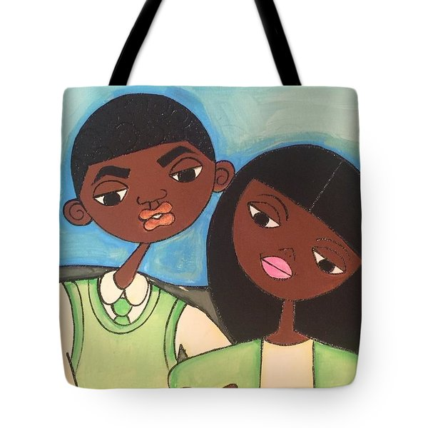 Me And My Boo Tote Bag
