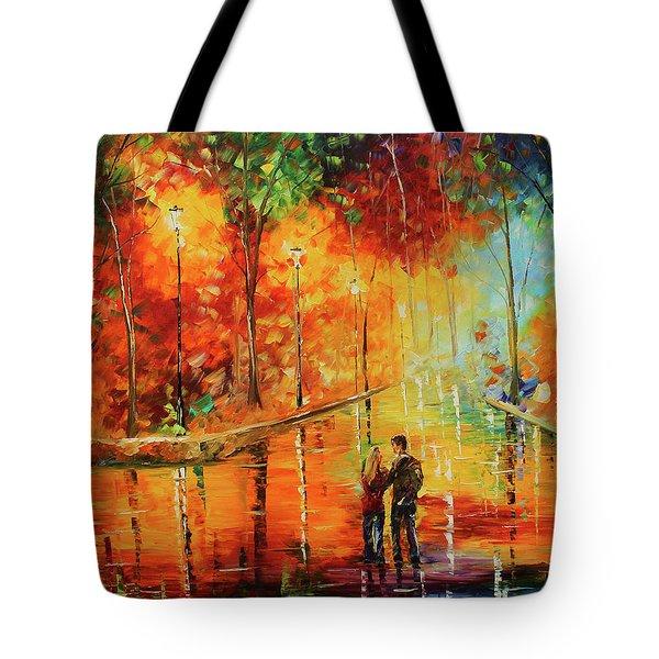 Me And My Girl Tote Bag