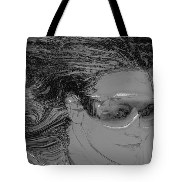 Me Tote Bag by Linda Sannuti