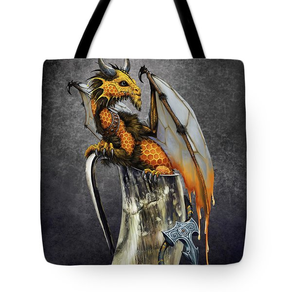 Mead Dragon Tote Bag