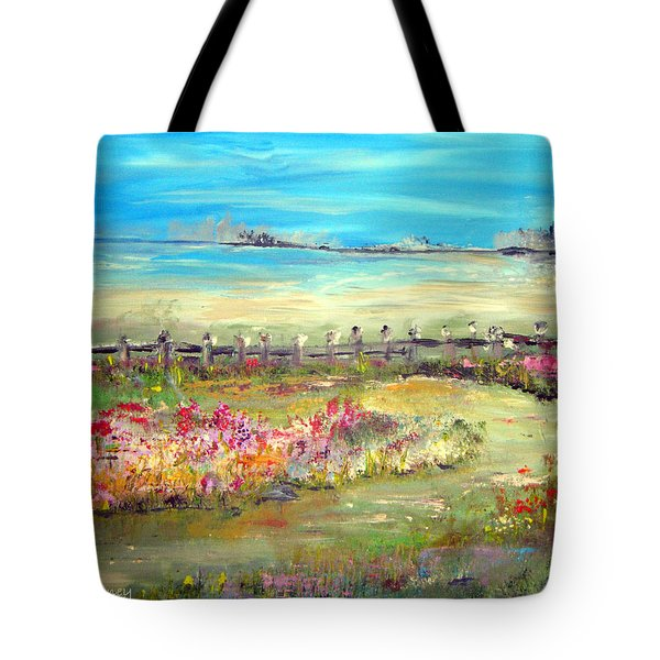 Meadow Bluffs Tote Bag