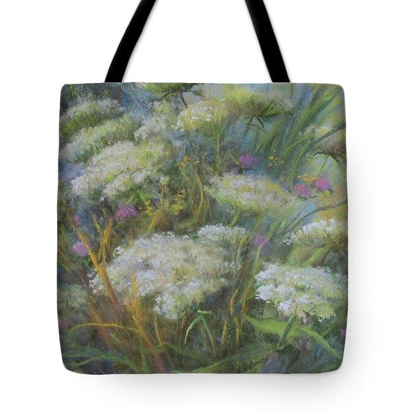 Meadow Bouquet Tote Bag