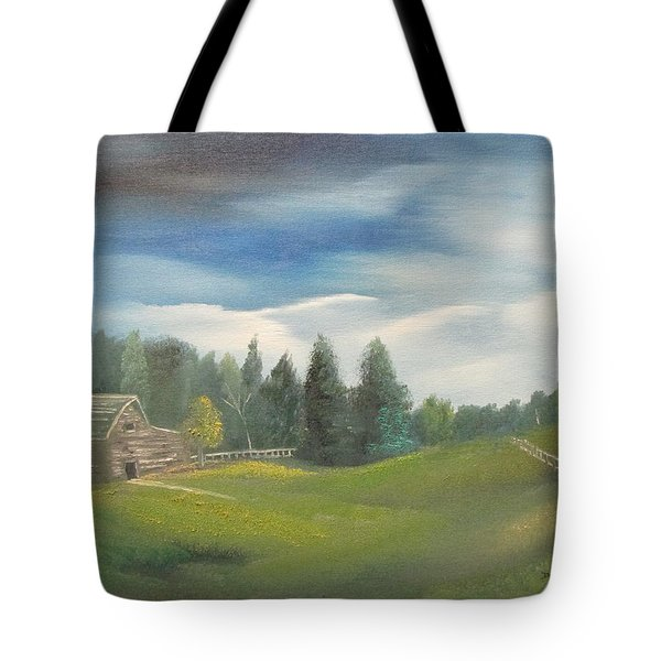 Meadow Dreams Tote Bag