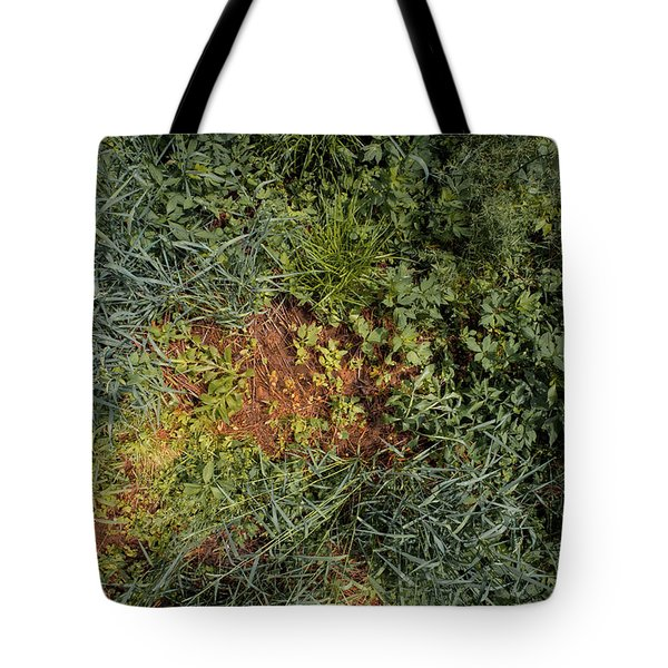 Meadow Floor Tote Bag