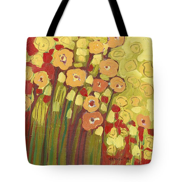 Meadow In Bloom Tote Bag