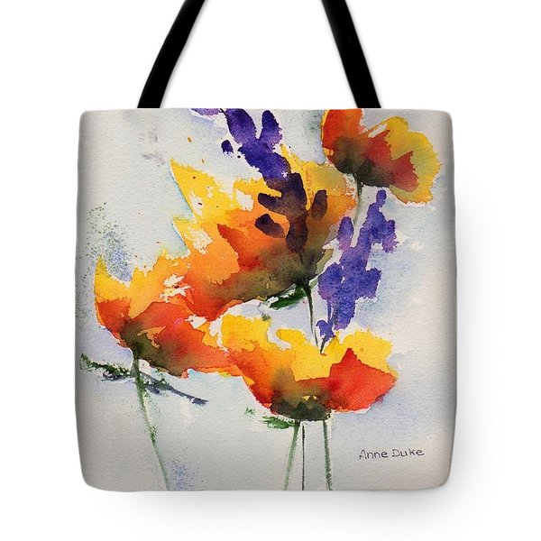 Meadow Muse Tote Bag