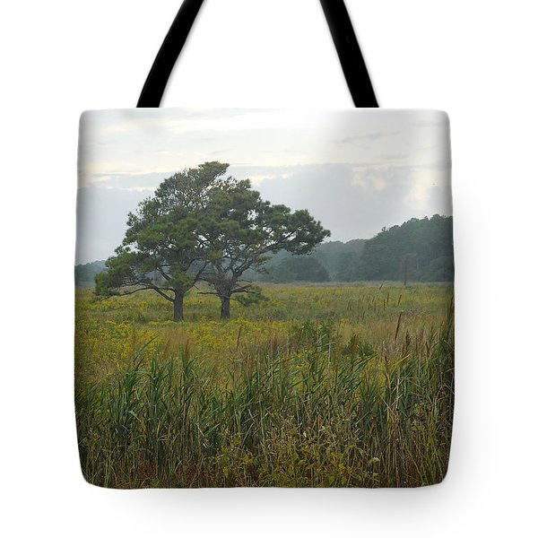 Meadow Of Seaside Goldenrod Tote Bag