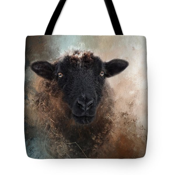Tote Bag featuring the photograph Meadow by Robin-Lee Vieira