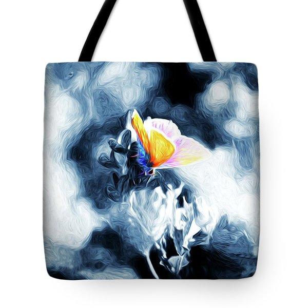 Meadow Wind Tote Bag