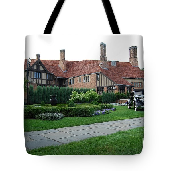 Meadowbrook Hall Tote Bag