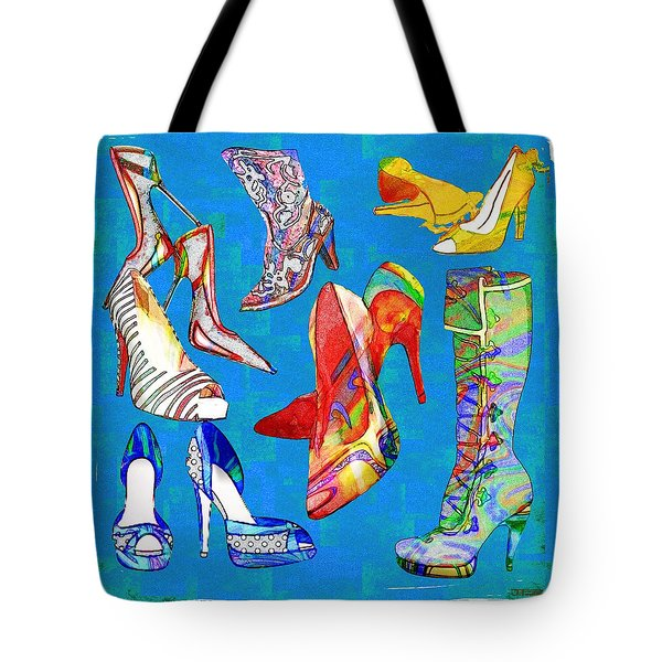 Meagans Dream Tote Bag by Jann Paxton