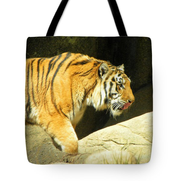 Tote Bag featuring the photograph Meal Time by Sandi OReilly