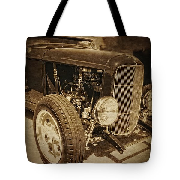 Mean Roadster Tote Bag