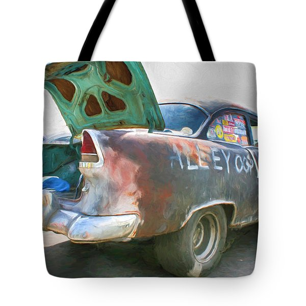 Mean Streets Tote Bag by Michael Cleere