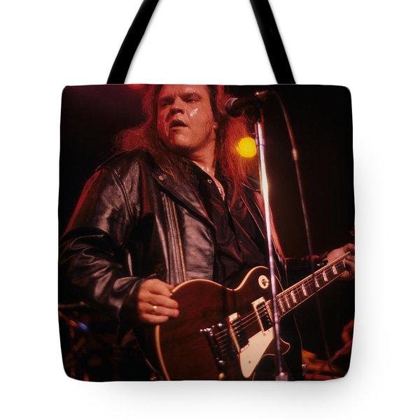 Meatloaf Tote Bag