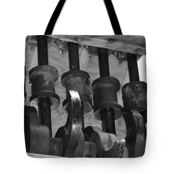 Mechanism Tote Bag