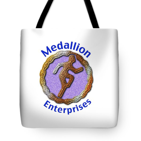 Medallion Enterprises Tote Bag